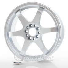 Jante Alu JAPAN RACING JR3 White de 16 pouces