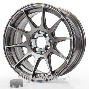 Jante Alu JAPAN RACING JR11 Hyper Grey de 18 pouces
