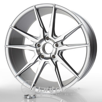 Jante Alu JAPAN RACING JR21 Poli Silver de 21 pouces