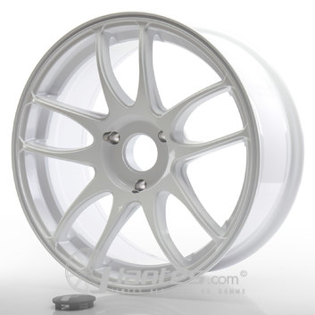 Jante Alu JAPAN RACING JR29 White de 15 pouces