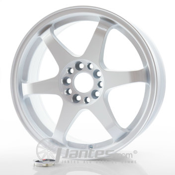 Jante Alu JAPAN RACING JR3 White de 18 pouces